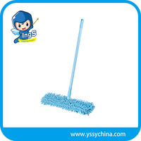 2014 2015 new fine life products floor cleaning machine chenille microfiber Flat mop