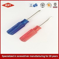 Economic Best-Selling 4pcs mini hand screwdriver set with tape