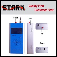 Handheld high quality electronic pm2.5 pm10 particulate matter size