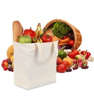 fruits and vegetables shopping bag organic cotton bag