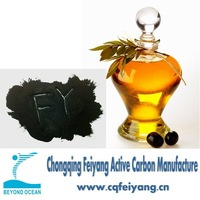 activated carbon powder for vegitable oil decoloring
