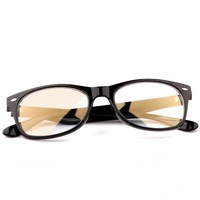 PC Frame Cheap Eyewear Unisex Classic Design Anti Ratiation Computer Glasses with Anti Blue Lenses