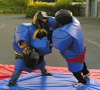 hot sale inflatable fighting sumo suit,superhero inflatable suit,Sumo Wrestling Suits