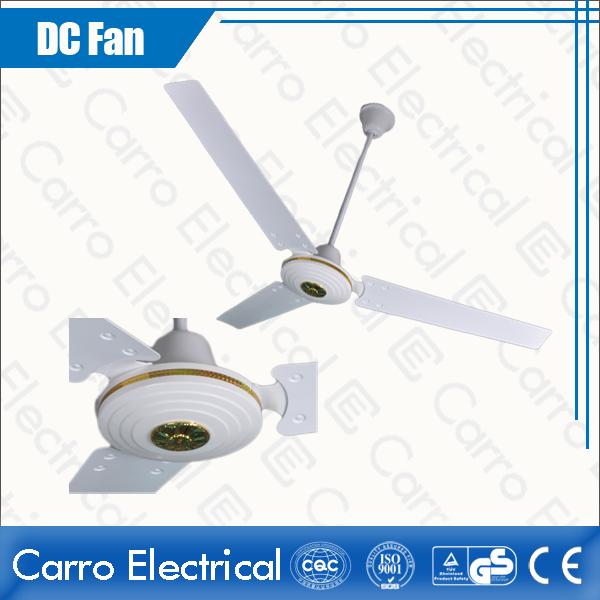 High Speed Dc Brushless Motor 12v Electric Ceiling Fan