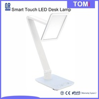 Super large light-emitting panel smart Touch dimming LED Desk Lamp 10W