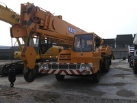 Used kato truck crane 25 ton, NK200E Original from Japan, cheap price