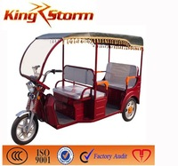 2014 Hot sale H-power electric three wheel electric tricycle for Bangladesh