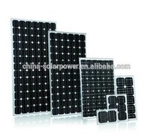 2015 New High Quality Low Price 50 watt solar panel for home use