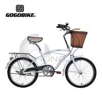 20'' Single Speed Women Beach Cruiser bike