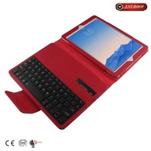Bluetooth Wireless Keyboard Leather Case for iPad 2/6/4