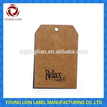 factory directly custom hang tags for jeans