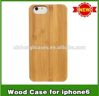 New Arrival wood mobile phone case for iphone 6