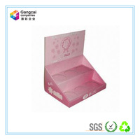 Waterproof Cardboard Jewelry Display Case