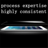 High Quality Original Clear tempered glass screen protector for Apple Ipad air/ipad5