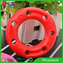 2015 Hot Sale Funny Pet Chew Toy Tire Soft Cat & Dog Plastic Toy