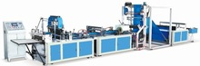 Non Woven stand Bag Making Machine Price for different bag shapes