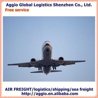 aggio air cargo freight for accessories for shoes