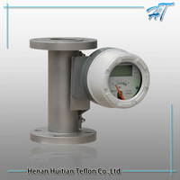 PVC water rotameter flow meter liquid flowmeter China product