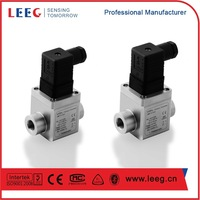 CE approved calibration pressure transmitter with hart protocol with oled display