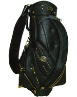 personalized classic nylon golf caddy bag