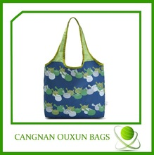 Recycled nylon fabric for bags