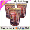 Yason reusable food spout pouch for kids with doubt ziplock ziplock stand up plastic bag grip sealed zipper packets