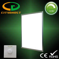 High quality 60*60cm 600*600 led panel light dimmable for house remoulding