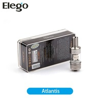 On sale! wax e cig atomizer Aspire atlantis