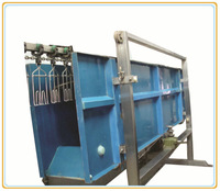 High Quality Customized Poultry Broiler Chikcen Electric Water Stunner, Numb machine for Poultry Chicken Slaughter Line
