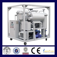 China High Viscosity Lube Oil Purification System