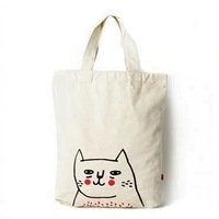wholesale canvas drawstring cotton bag