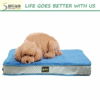 Popular Luxury soft Memory Foam Dog Bed 40D