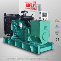 DCEC generator price,100kva generator,generator electric with Cummins engine