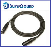 3Pin XLR male to Female signal control DMX cable