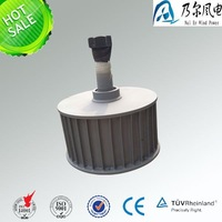 rated 10kw 120/220/380v permanent magnet generator motor for sale