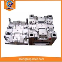 high quality plasitc product mould, plastic injection mould