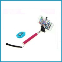 Extendable Selfie Stick Bluetooth with Remote