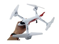 QS995 Miles Hawk RC Helicopter 4CH 2.4 GHz 6-Axis RTF Quad Copter with HD Camera