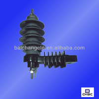 New design of high voltage low voltage arrester 9KV 5KA electrical arrestor