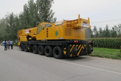 Used crane TADANO 200 ton, AR2000M, Original from Japan, good condition, Yellow color