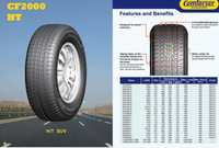 China cheap SUV paved road used tyres