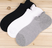 High quality low cuts men terry towelling socks