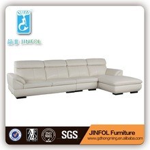 modern italian leather sofa J810