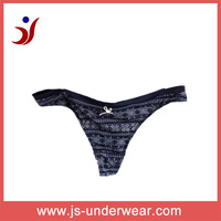 Sexy t-back underwear sexy g-string, fashion girls thong and g-string,JS-223,Accept OEM