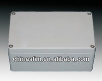 Custom Extruded Aluminum Enclosure For Electronics/aluminum Extrusion Box
