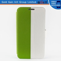 2015 New PU Flip Cover for Samsung for Galaxy S5 G900F, i9600