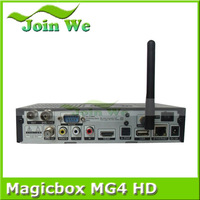 MAGICBOX MG4 HD Triple tuner mpeg-4 hd dvb-s/s2 DVB-C/T receiver