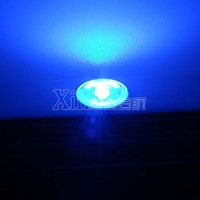 Top waterproof Rating IP68 led grow light bar White/Blue