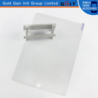 Transparent Tempered glass screen protector for iPad air