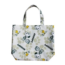 high-quality cotton shoulder school bag made in China , Cotton Tote Bag